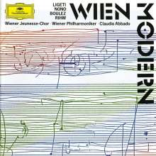 Wien modern Vol.1, CD
