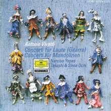 Antonio Vivaldi (1678-1741): Konzert f.2 Mandolinen RV 532, CD