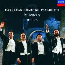 Die drei Tenöre - Rom Juli 1990, CD