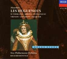 Giacomo Meyerbeer (1791-1864): Die Hugenotten, 4 CDs