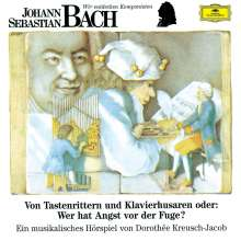 Wir entdecken Komponisten:Bach, CD