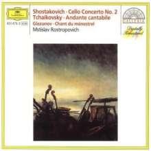 Rostropovich spielt Cellokonzerte, CD