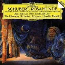 Franz Schubert (1797-1828): Rosamunde D.797, CD
