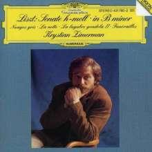 Franz Liszt (1811-1886): Klaviersonate h-moll, CD