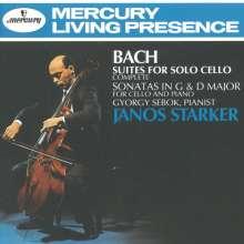Johann Sebastian Bach (1685-1750): Cellosuiten BWV 1007-1012, 2 CDs