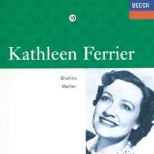 Kathleen Ferrier - Edition Vol.10, CD
