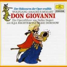 Der Holzwurm der Oper erzählt:Mozart,Don Giovanni, CD