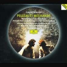 Claude Debussy (1862-1918): Pelleas und Melisande, 2 CDs