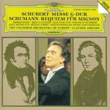 Franz Schubert (1797-1828): Messe G-dur D.167, CD