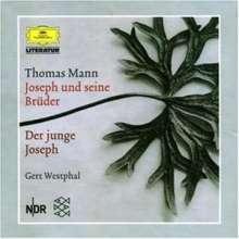 Mann,Thomas:Joseph und seine Brüder II, 6 CDs