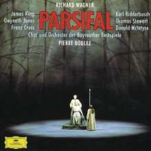 Richard Wagner (1813-1883): Parsifal, 3 CDs
