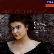 Cecilia Bartoli - Arie Antiche, CD
