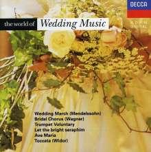 The World of Wedding Music, CD