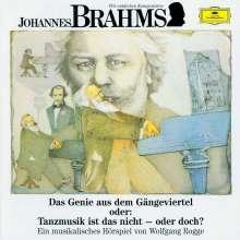 Wir entdecken Komponisten:Brahms, CD