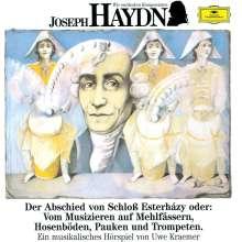 Wir entdecken Komponisten:Haydn, CD
