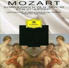 Wolfgang Amadeus Mozart (1756-1791): Symphonien Nr.29,39-41, 2 CDs