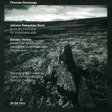 Sandor Veress (1907-1992): Streichtrio, CD