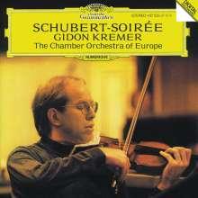 Franz Schubert (1797-1828): Werke für Violine & Orchester, CD
