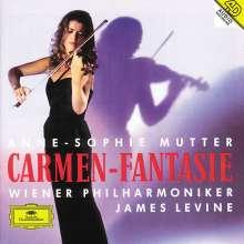 Anne-Sophie Mutter - Carmen-Fantasie, CD