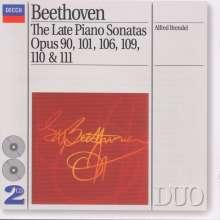 Ludwig van Beethoven (1770-1827): Klaviersonaten Nr.27-32, CD