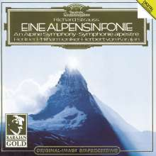 Richard Strauss (1864-1949): Alpensymphonie op.64, CD