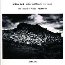 William Byrd (1543-1623): Mass for 4 Voices, CD