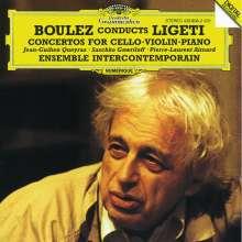György Ligeti (1923-2006): Klavierkonzert, CD