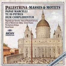 "Giovanni Pierluigi da Palestrina (1525-1594): Messe & Motette ""Dum complerentur"", 2 CDs"