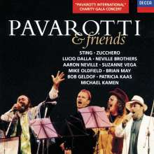 Pavarotti & Friends Vol.1, CD