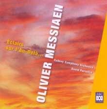 Olivier Messiaen (1908-1992): Eclairs sur l'au-Dela, CD