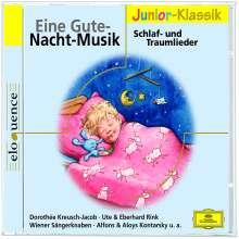 Eine Gute-Nacht-Musik - Schlaf- und Traumlieder, CD