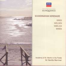 Scandinavian Serenade, CD
