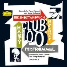 Gerhard Frommel (1906-1984): Klavierkonzert op.9, CD