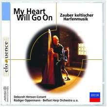 My Heart will go on - Zauber keltischer Harfenmusik, CD