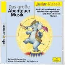 Das große Abenteuer Musik, CD