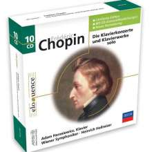 Frederic Chopin (1810-1849): Das Klavierwerk, 10 CDs