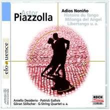 Astor Piazzolla (1921-1992): Tangos, CD