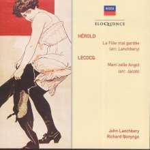 Louis Joseph Ferdinand Herold (1791-1833): La Fille mal gardee-Ballettmusik, 2 CDs