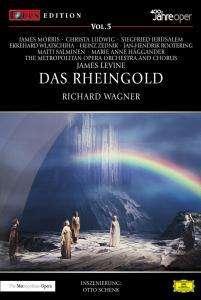 Focus DVD-Edition 400 Jahre Oper V: Wagner, Das Rheingold, DVD