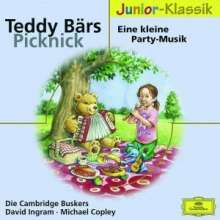 Cambridge Buskers - Teddy Bärs Picknick, CD