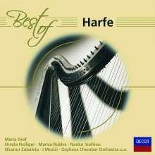 Best of Harfe, CD
