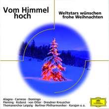 Vom Himmel Hoch - Weltstars wünschen Frohe Weihnachten, CD