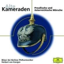 Alte Kameraden - Preussische und Österreichische Märsche, CD