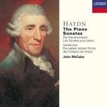 Joseph Haydn (1732-1809): Sämtliche Klaviersonaten, 12 CDs