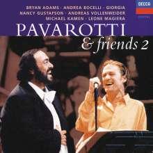 Pavarotti & Friends Vol.2, CD