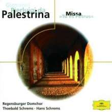 "Giovanni Pierluigi da Palestrina (1525-1594): Messe & Motette ""Dum complerentur"", CD"