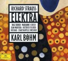 Richard Strauss (1864-1949): Elektra, 2 CDs