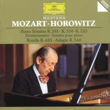 Wolfgang Amadeus Mozart (1756-1791): Klaviersonaten Nr.3,10,13, CD