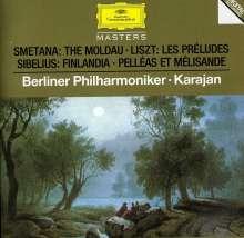 Karajan dirigiert berühmte Werke, CD