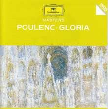 Francis Poulenc (1899-1963): Gloria G-dur, CD